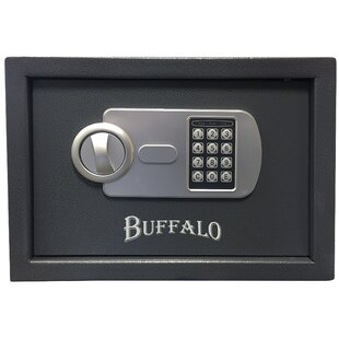 Buffalo Outdoor Pistol Key Lock Safe Box by Sportsman
