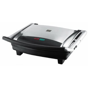 Gourmet Grill Panini and Sandwich Press