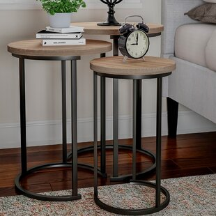 Caire 3 Piece Nesting Tables (Set of 3)