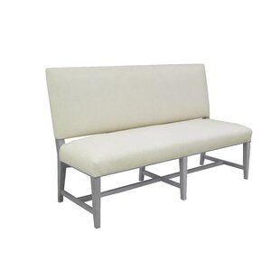 Montage Home Collection Soho Upholstered Bench