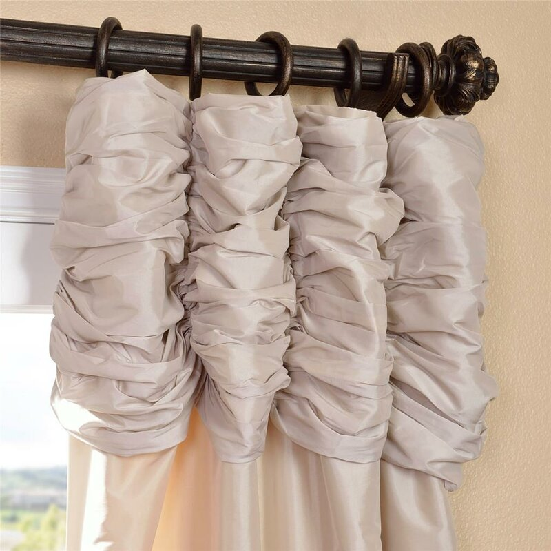 ivory window top set white grommet of penny curtain panels sold ip com exclusive pair home curtains as walmart