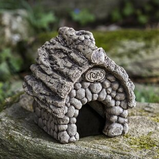 Toad House Statue by Campania International
