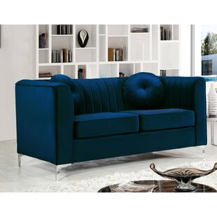 Best Price Herbert Chesterfield Loveseat by Willa Arlo Interiors Reviews (2019) & Buyer's Guide