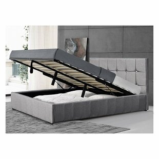 Yosemite Upholstered Ottoman Bed By Canora Grey