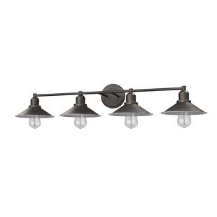 Breakwater Bay Cromartie 4-Light Vanity Light