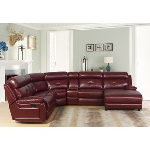 Sarewitz Reclining Sectional b..