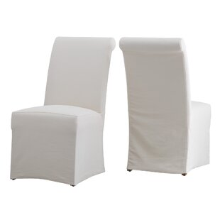 Lefebre Upholstered Parsons Chair (Set of 2)