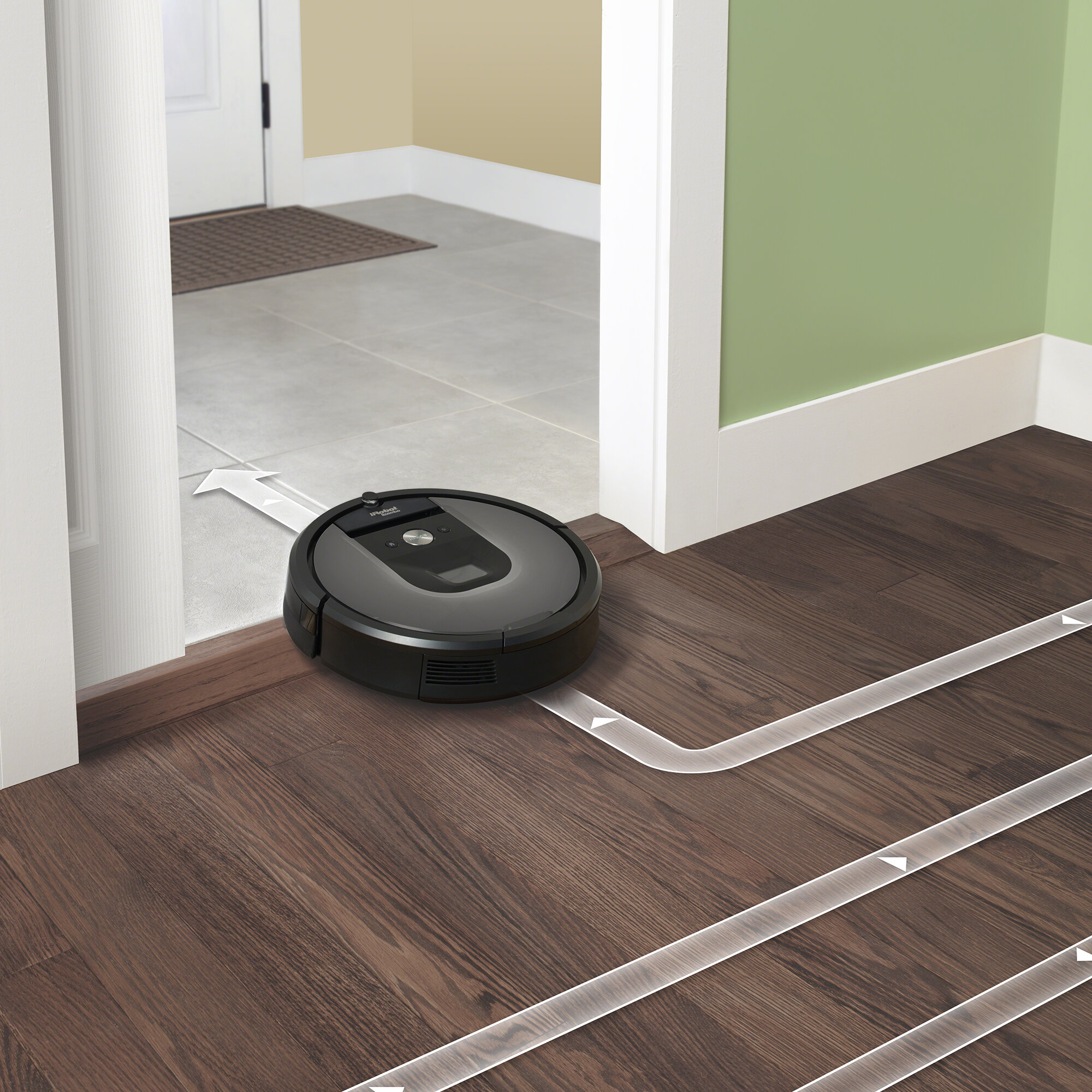 Irobot Roomba 960 Wi Fi Connected
