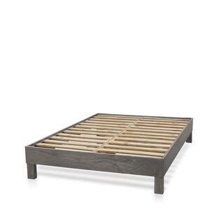 Franklyn Platform Bed by Highland Dunes