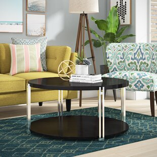 Affordable Price Myricks Coffee Table by Ebern Designs Reviews (2019) & Buyer's Guide