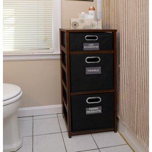 Belue Standard Bookcase by Rebrilliant
