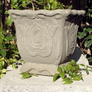 Well-known Faux Stone Planters   Wayfair CX49