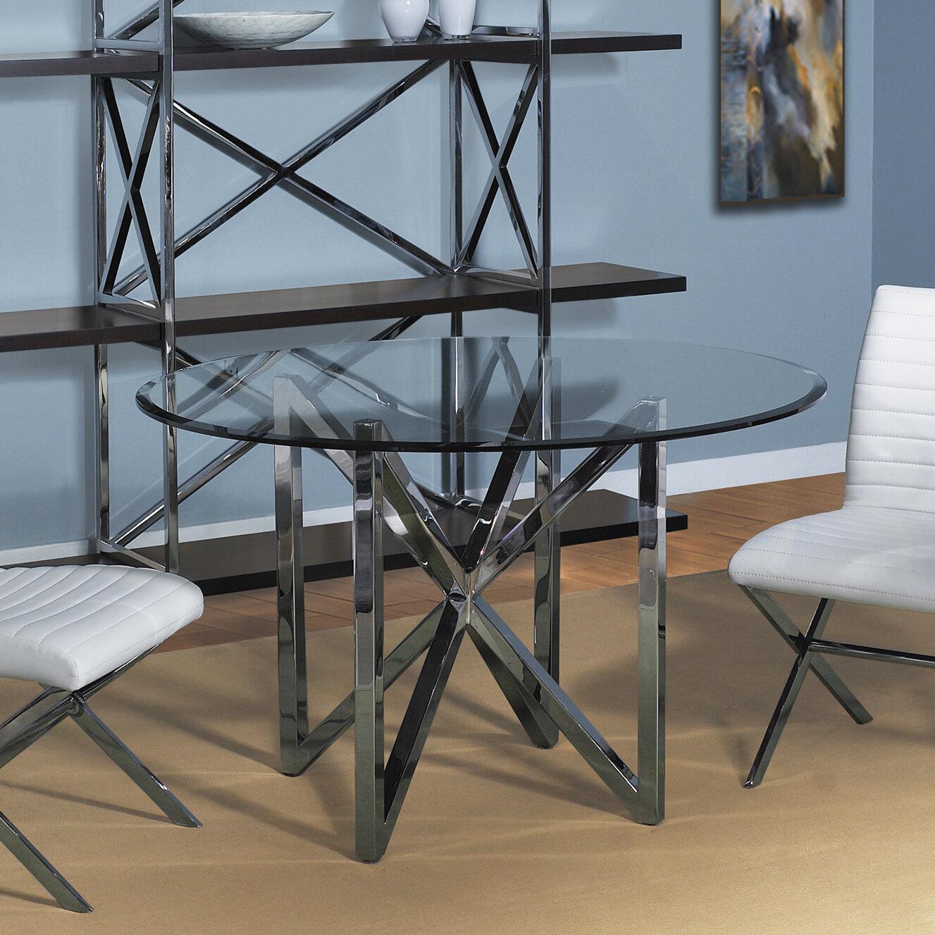 Allan Copley Designs Calista Dining Table Wayfair