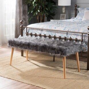 Mercer41 Molimo Upholstered Bench