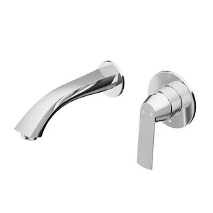 VIGO Aldous Wall Mount Bathroom Faucet