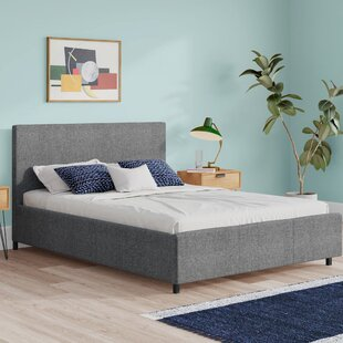 Review Fiona Upholstered Storage Bed