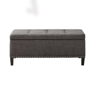 Brecksville Tufted Storage Ottoman by Gracie Oaks