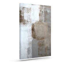 'Calm and Neutral' by CarolLynn Tice Graphic Art on Wrapped Canvas