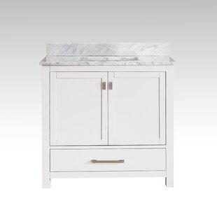 Burville 37 Single Bathroom Vanity Set by Red Barrel Studio