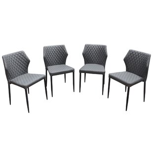 Rioux Upholstered Dining Chair Set of 4