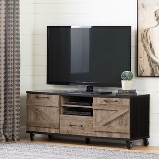 South Shore Valet TV Stand for TVs up to 65