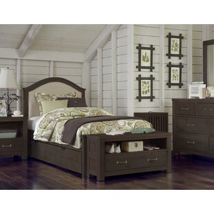 Viv + Rae Allan Twin Panel Bed with Trundle