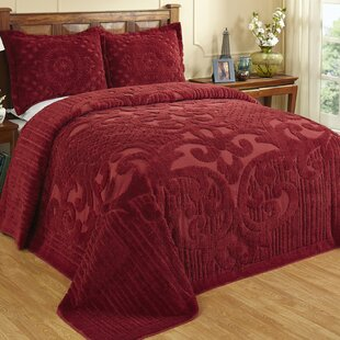 Charlton Home Sharpsburg Single Reversible Twin Bedspread