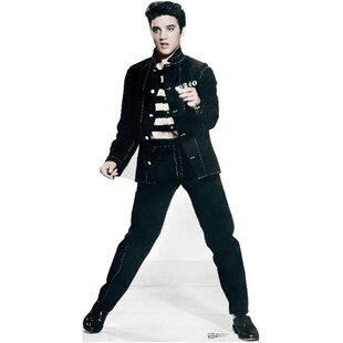 Elvis Presley Jailhouse Rock Cardboard Stand-Up By Advanced Graphics