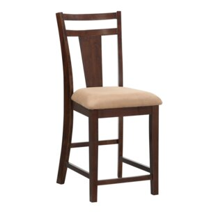 Flossmoor 24.75 Bar Stool (Set of 2)