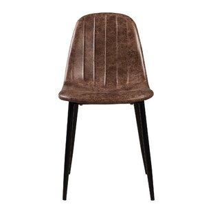 VERSANORA Minimalista Upholstered Dining Chair (Set of 2)