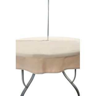 Ouinane Round Tablecloth By Sol 72 Outdoor