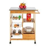 Joao Kitchen Cart by Winston Porter