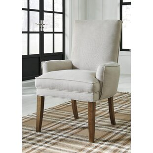 Jessamine Upholstered Dining Chair (Set of 2) Gracie Oaks
