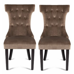 Osiris Upholstered Dining Chair (Set of 2..