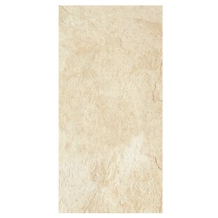 Element 18 inch  x 36 inch  Porcelain Field Tile in Gold