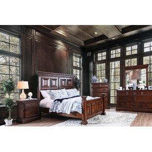 Canora Grey Encina Transitional Panel Configurable Bedroom Set