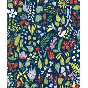 floral botanical wallpaper you ll love wayfair