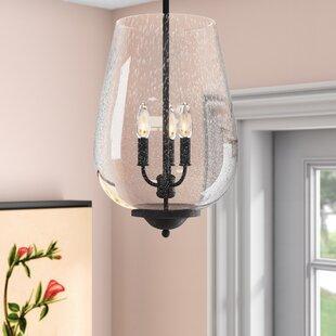 Reviews Chubbuck Modern 3-Light Urn Pendant By Laurel Foundry Modern Farmhouse
