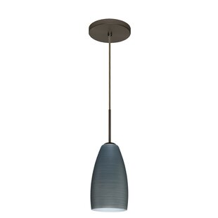 Besa Lighting Chrissy 1-Light Cone Pendant