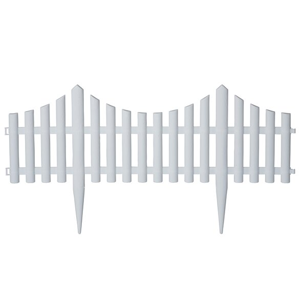 Decorative Picket Fence | Wayfair