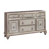 Abeer 79.25 Wide 7 Drawer Sideboard by House of Hampton®