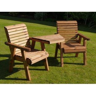 Arabi Wooden Bench Image