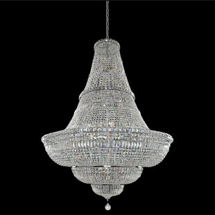 Capri 56-Light Chandelier by Allegri by Kalco Lighting