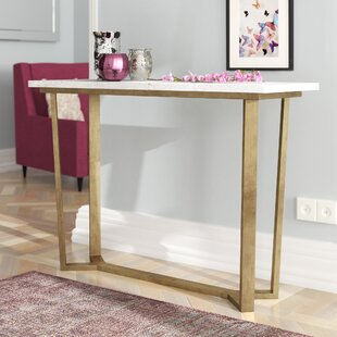 McQueen Console Table By Canora Grey