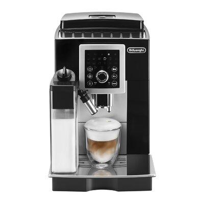 DeLonghi Magnifica S Smart Super-Automatic Espresso Maker DeLonghi Color: Black
