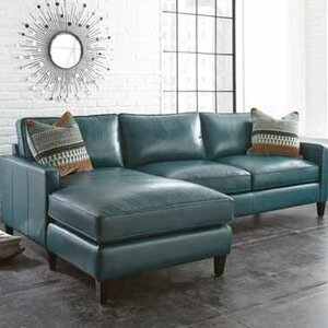 Cadwall Leather Sectional