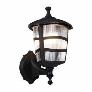 Goldia Outdoor Wall Lantern By Rosalind Wheeler