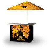 Yoherlin Halloween Witch 2-Piece Home Bar Set