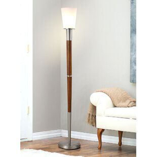 Buy clear Vanover 73 Floor Lamp By George Oliver