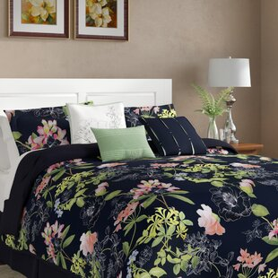 Holleman 7 Piece Comforter Set